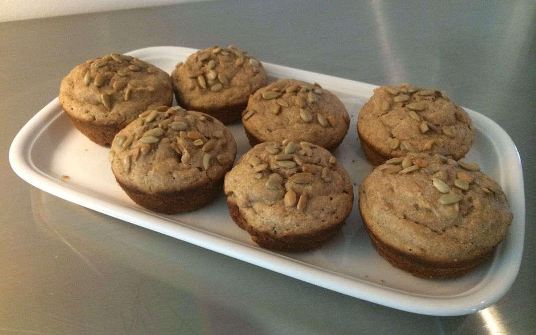 Apple Fig Muffins